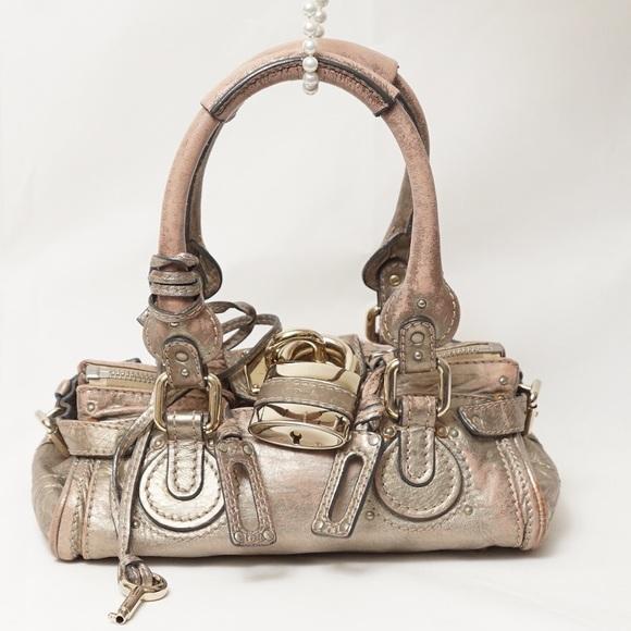 70280e028b3c Chloe Bags   Saleauth Mini Paddington Bag Vintage   Poshmark